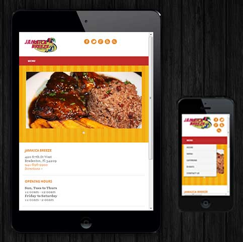 Sarasota Responsive Website Design