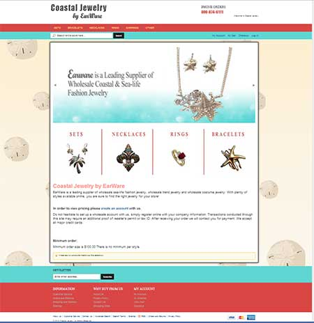 EarWare Website