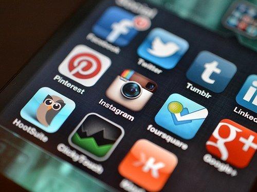 2014 Top Social Media Mobile Apps