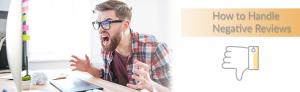 Handling Negative Online Reviews