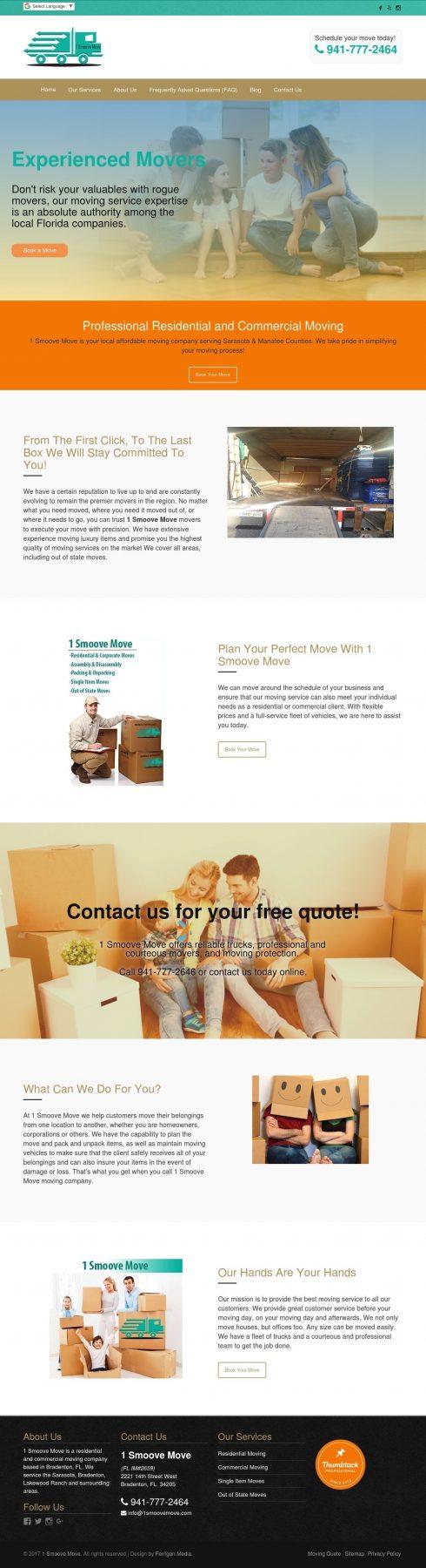 1 Smoove Move Website