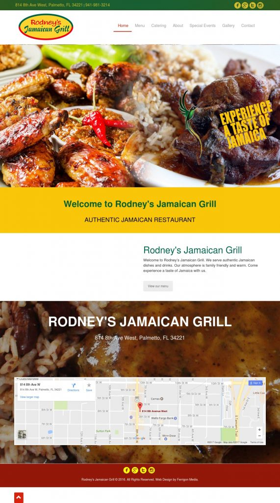 rodneys-jamaican-grill-website-design