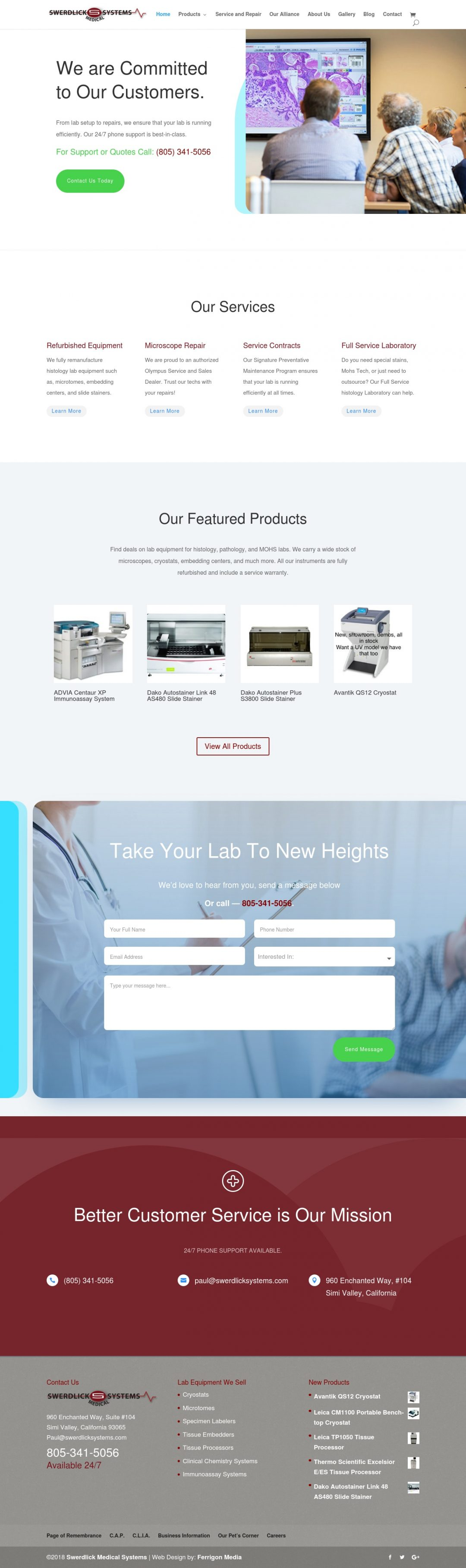 Swerdlick Medical Systems