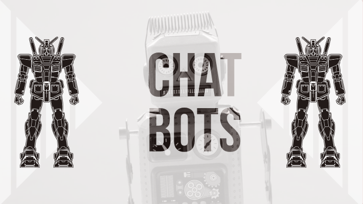 Using chatbots to increase engagement.