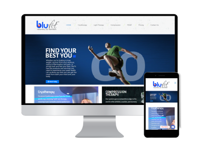 Blufit™ Recovery & Nutrition